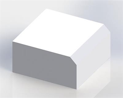 Solid Surface Bevel Edge